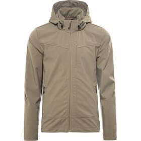 axant Alps Softshell Jacket Herren teak